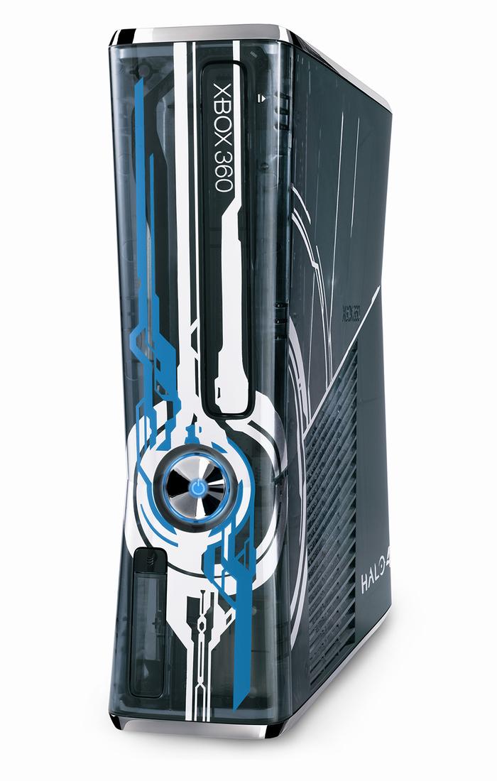 U0026 39 Halo 4 U0026 39  Limited Edition Xbox 360 Bundle Hits Nov  6th For