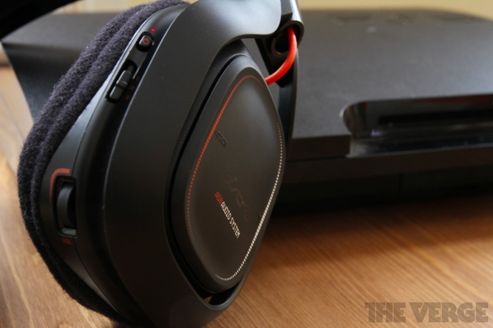 Astro A50 wireless gaming headset review - The Verge