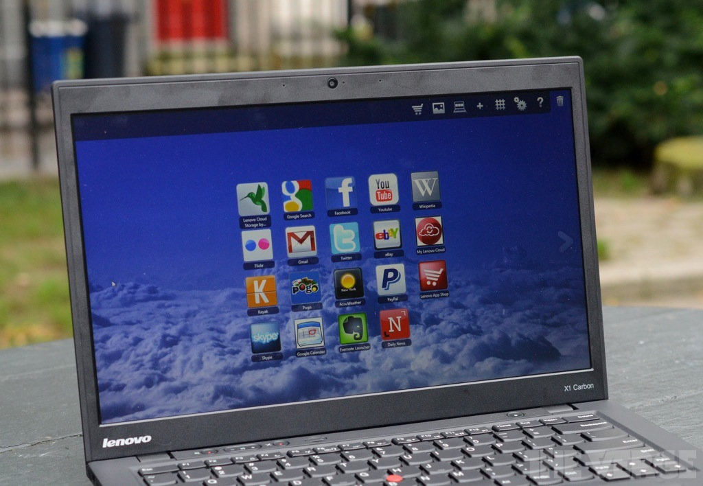 Lenovo ThinkPad X1 Carbon review - The Verge