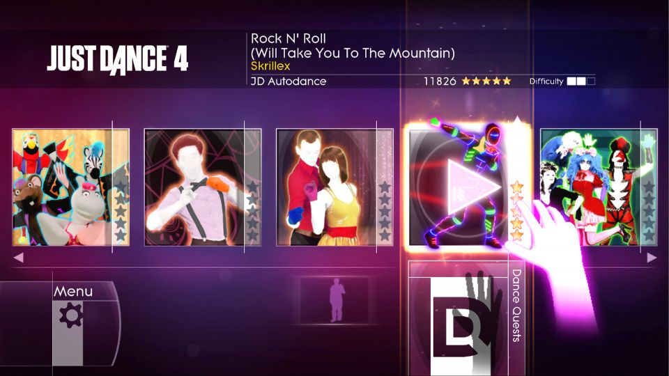Just Dance 4' full track list unveiled - Polygon