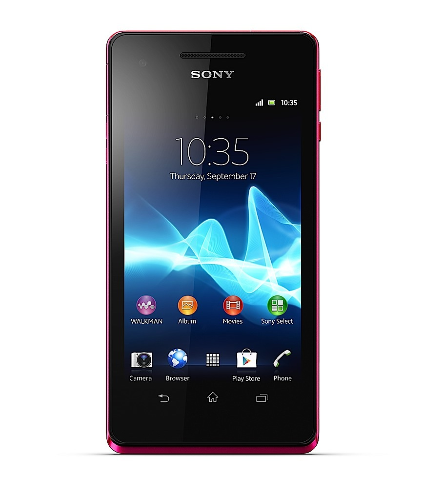 Sony refreshes Xperia line with three new smartphones ...