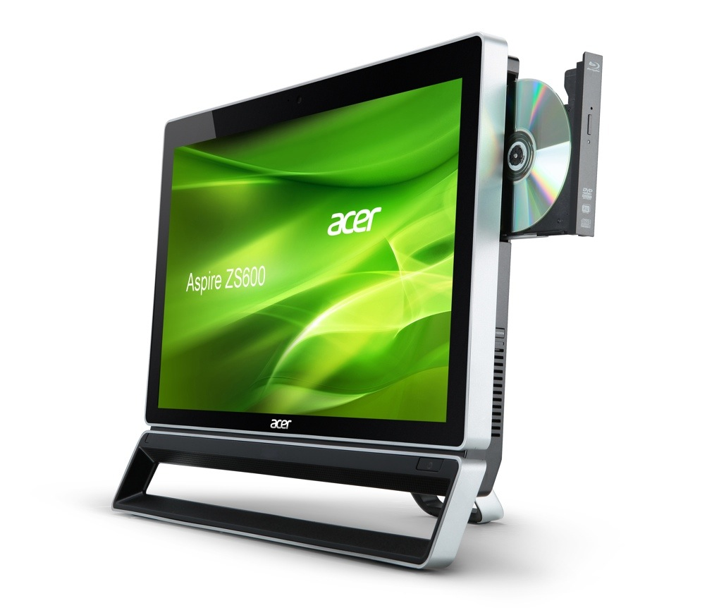 Acer announces Aspire ZS600 all-in-one with 23-inch