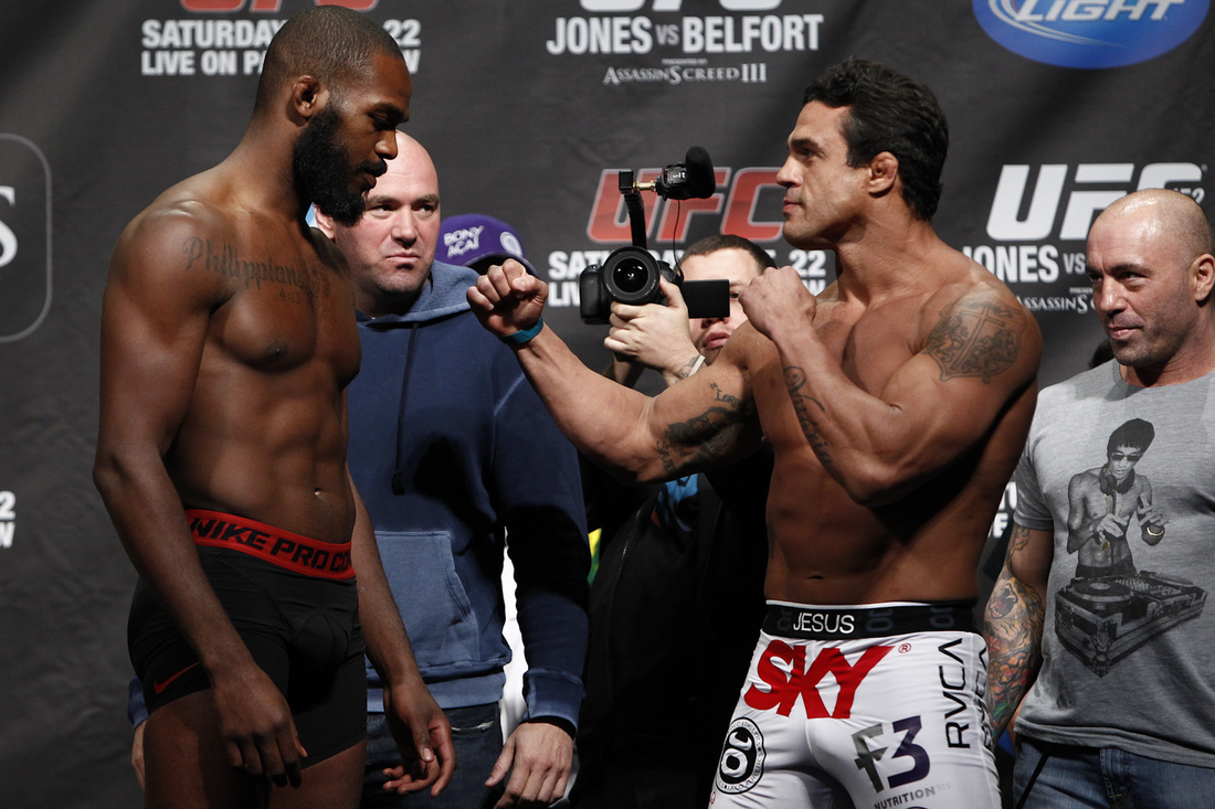 UFC 152 Weigh-In Photos - MMA ...
