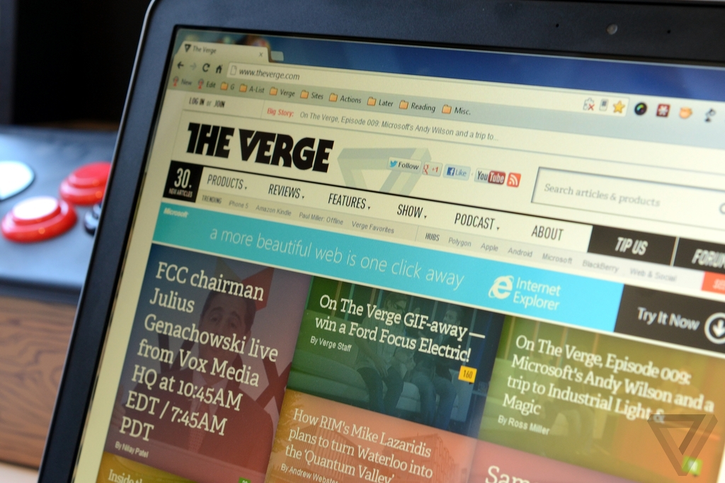 Vizio 14-inch Thin + Light ultrabook review - The Verge