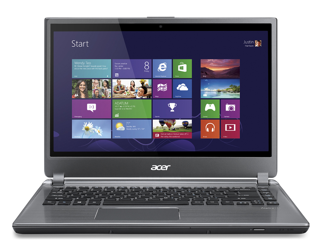 New Driver: Acer Aspire M5-481
