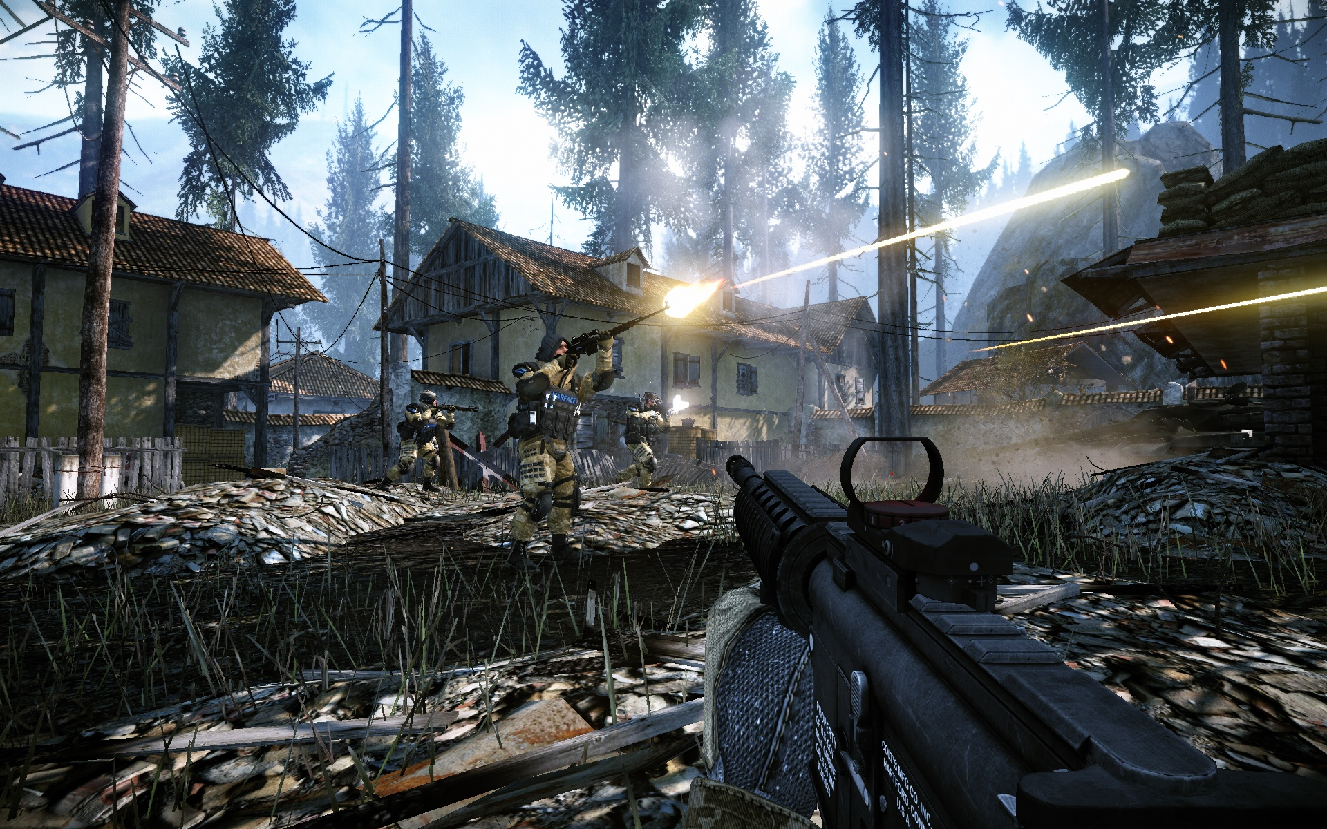 Crytek taking free-to-play seriously with Warface - Polygon