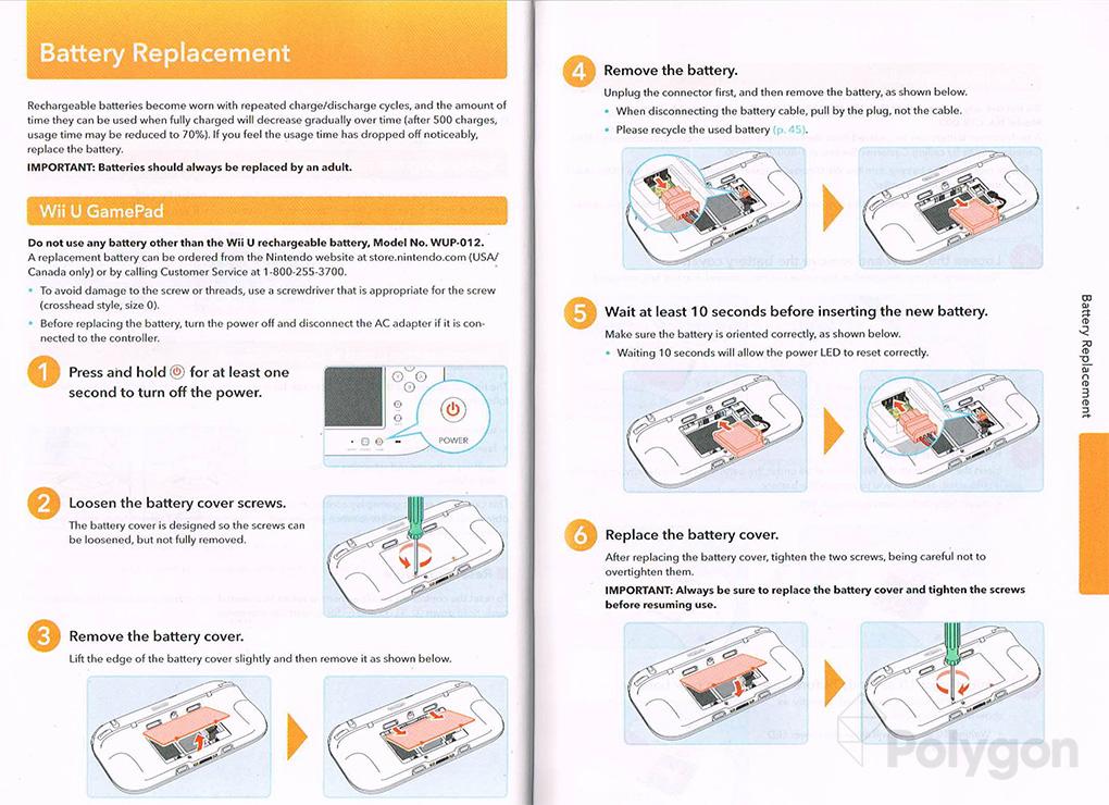 wii u console gamepad pro controller all feature removable rh polygon com wii u pro controller manual pdf wii u pro controller manual pdf