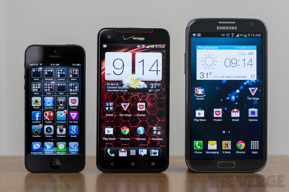 HTC Droid DNA review - The Verge