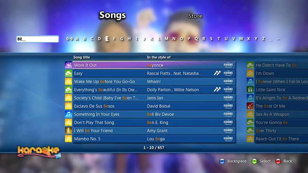 Karaoke app for Xbox 360 coming soon from the Karaoke