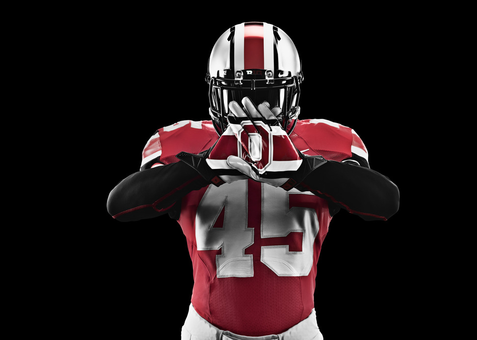 Report Ohio State To Wear 2012 Michigan Uniforms Against Wisconsin