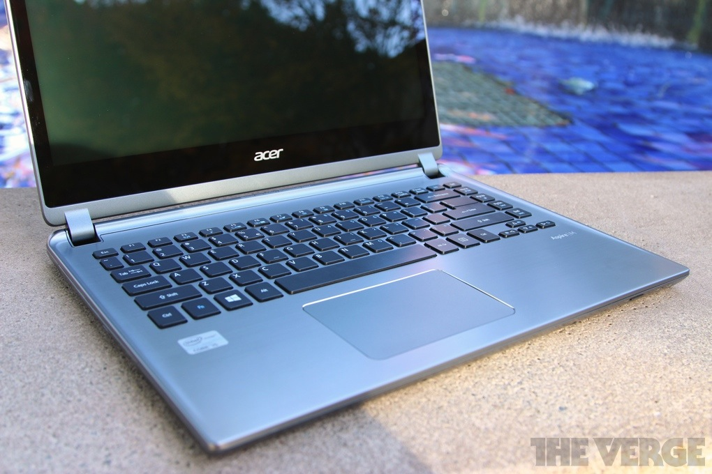 Driver for Acer Aspire M5-481T Synaptics Touchpad
