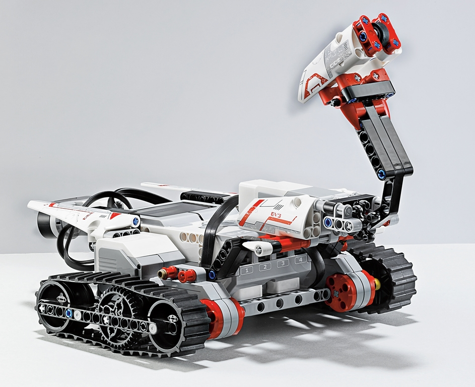 Legos New Mindstorms Ev3 Robotics Platform Comes With Android And