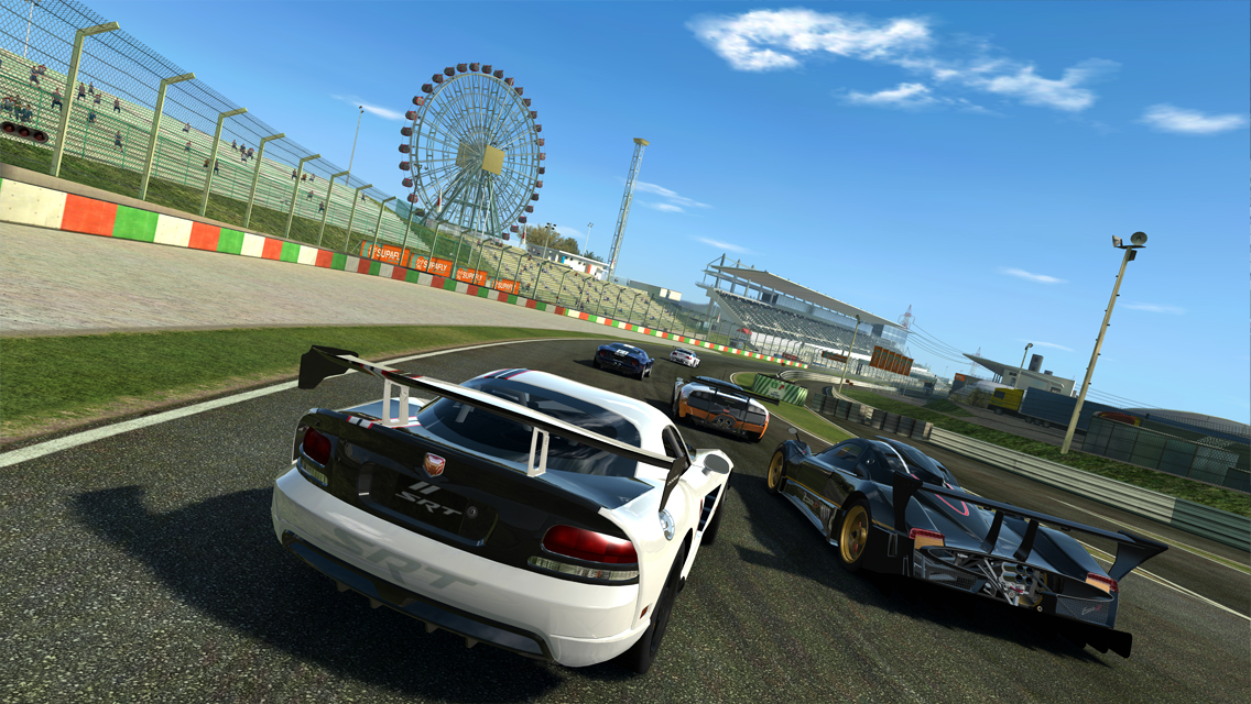 The tech behind Real Racing 3's time-shifted asynchronous