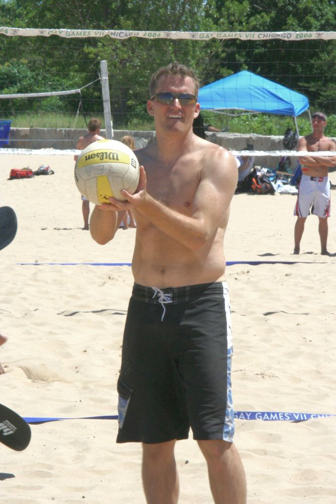 Gay volleyball tournament chicago