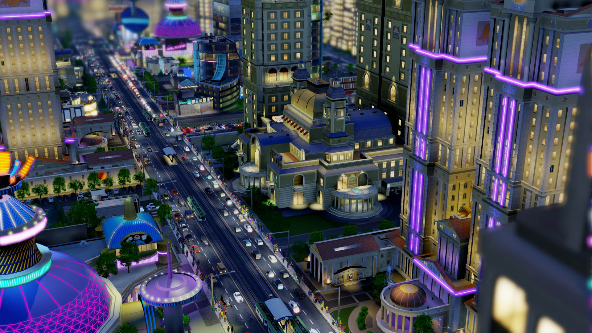 SimCity review: engineering addiction - Polygon