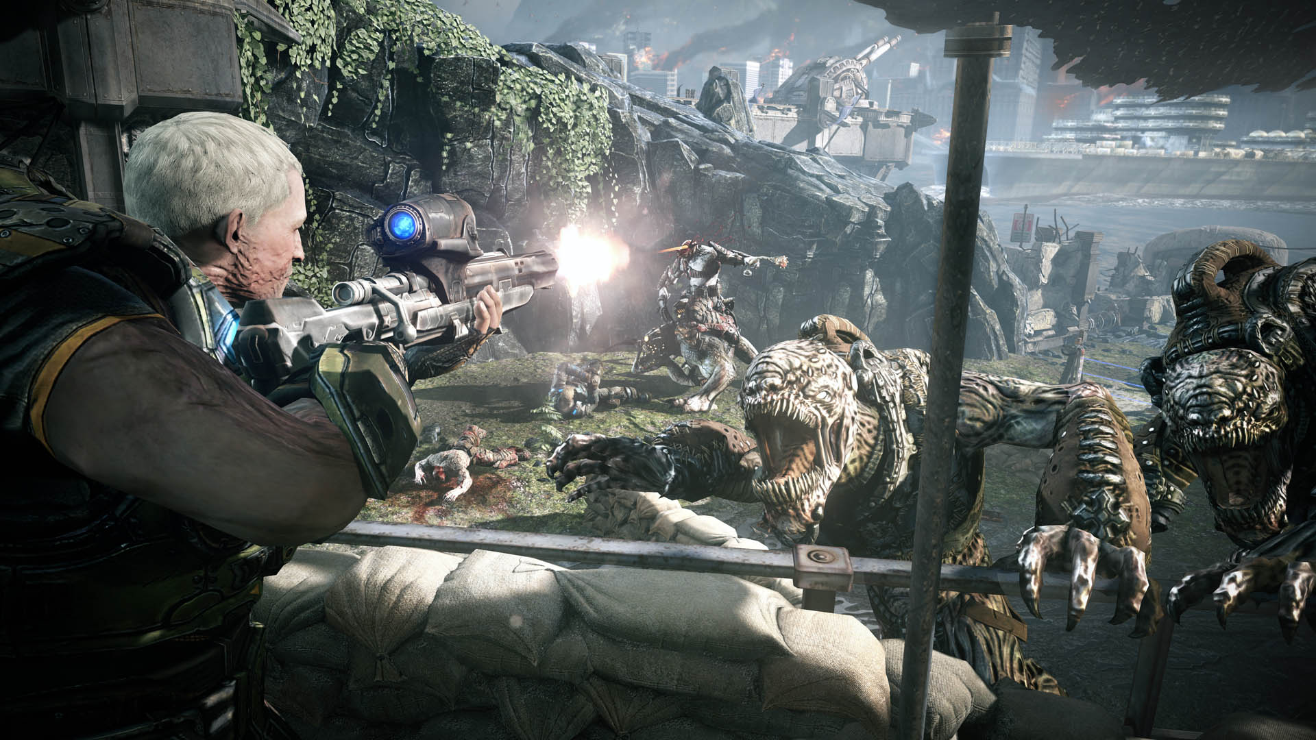 Gears of War: Judgment review: apocalypse now - Polygon