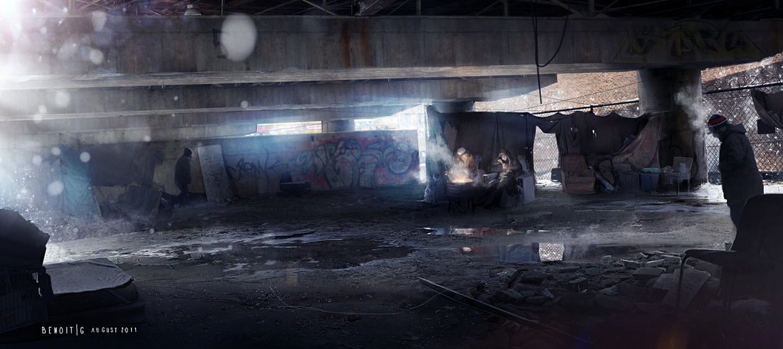 Beyond Two Souls Artwork The Verge
