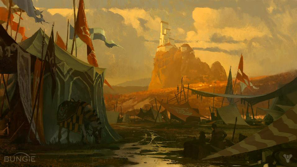 How Bungie Shaped Destiny From Fantasy To Mythic Sci Fi