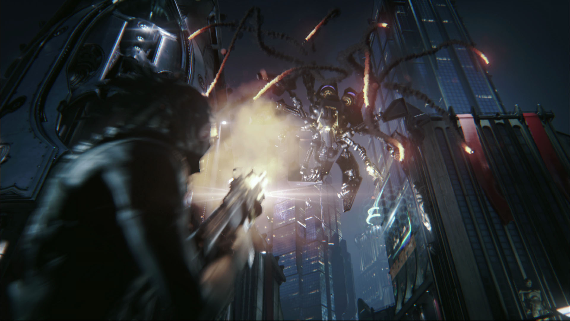 Epic debuts Infiltrator, the new tech demo for Unreal Engine 4