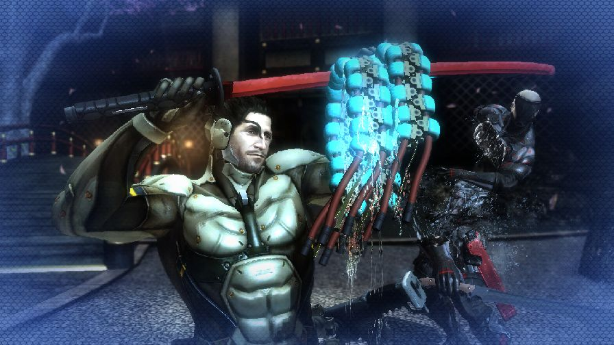 Metal Gear Rising: Revengeance 'Jetstream Sam' launch trailer features cyborgs and swords