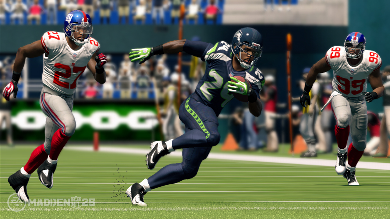 How to stiff arm in madden 13 by superepicmeal youtube.