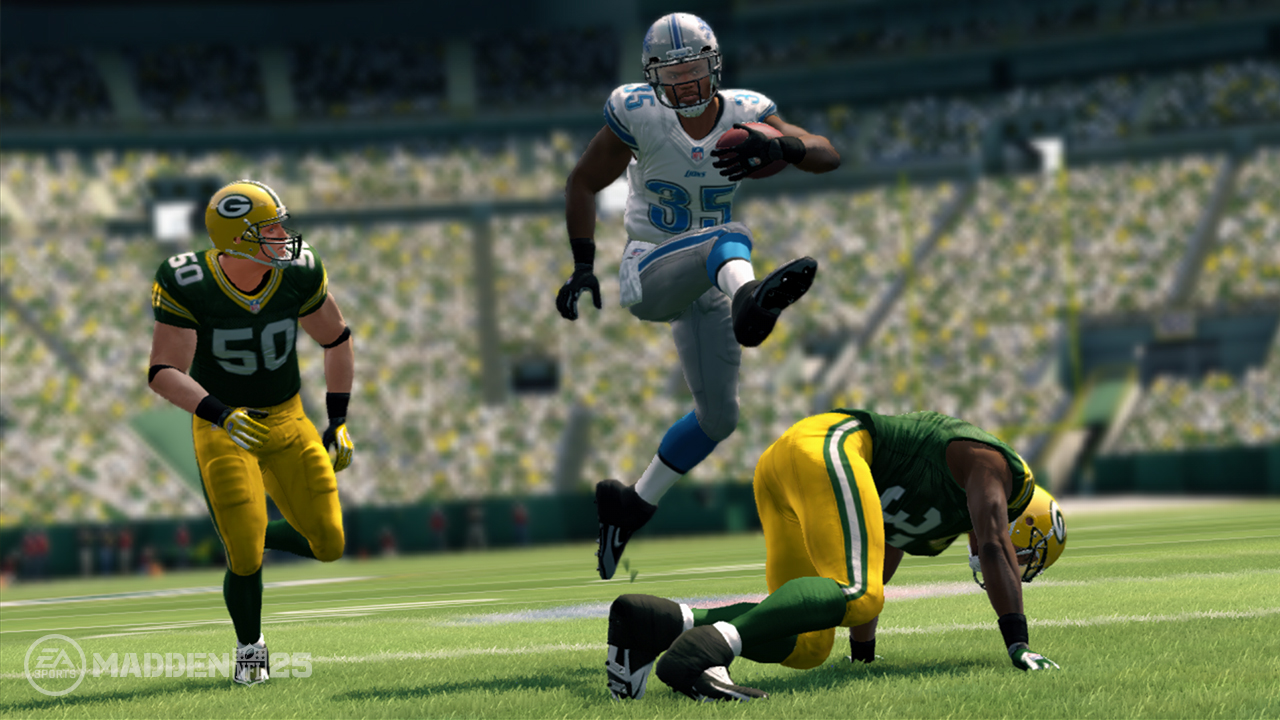 madden nfl 25 features a focus on the running game polygon rh polygon com Madden 17 Madden 17