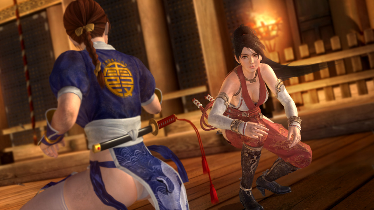 Dead or Alive 5 Ultimate confirmed for PS3, Xbox 360 in North America this fall
