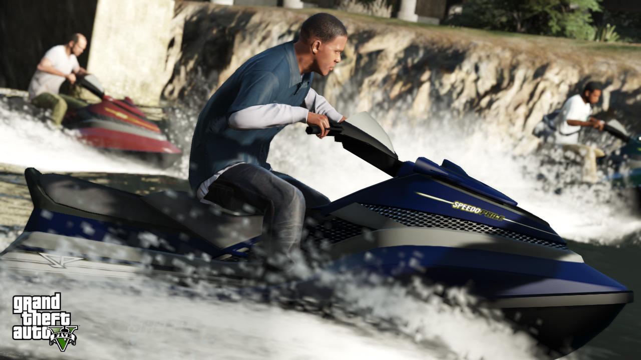 GTA 5 PlayStation 3 bundle, custom GTA 5 Pulse headset coming Sept