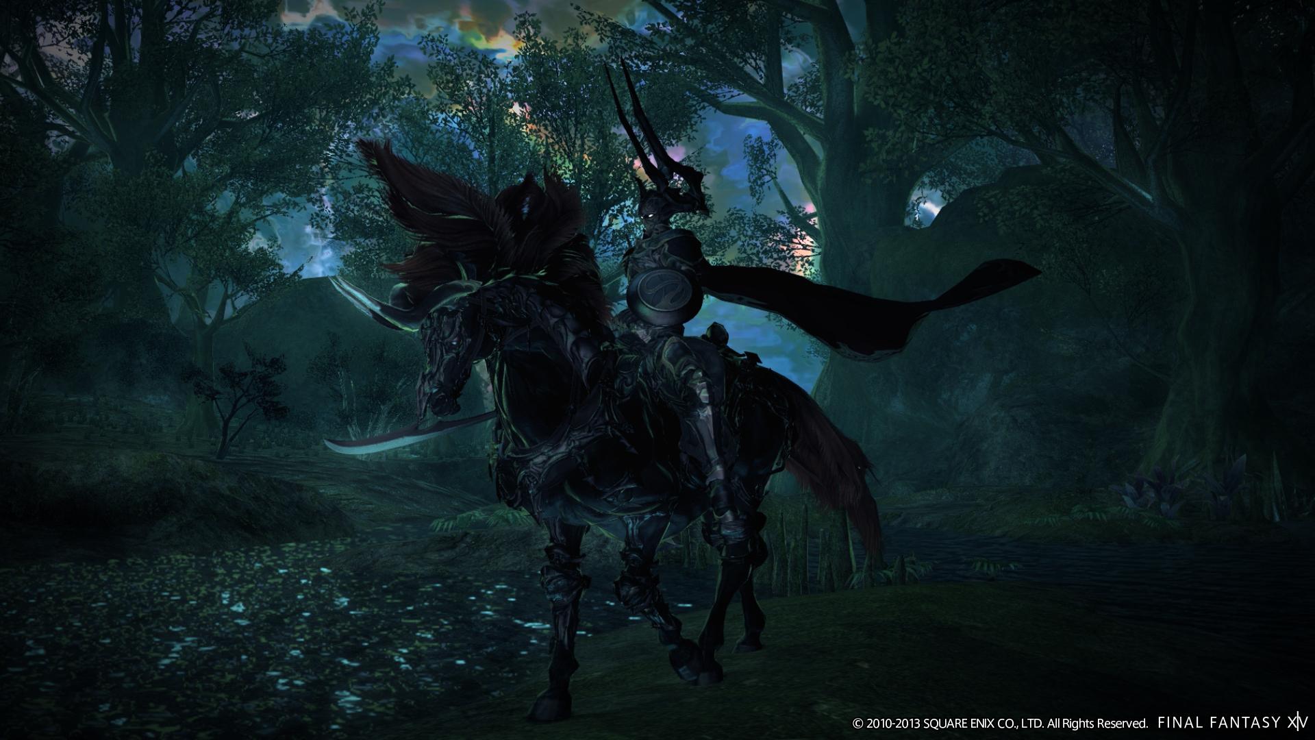 Final Fantasy 14: A Realm Reborn for Windows PC screenshots