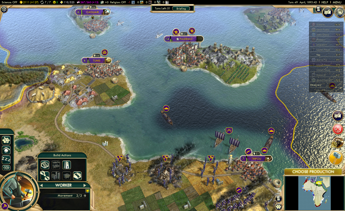 Civilization V: Brave New World' expands the universe once