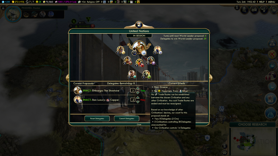 Civilization V: Brave New World' expands the universe once again