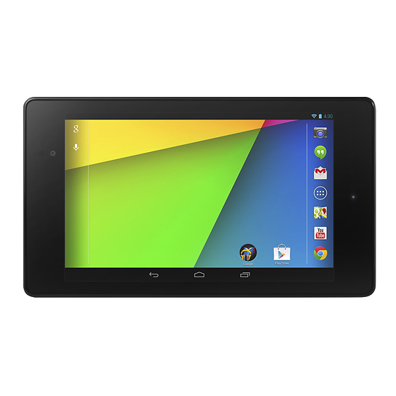 New Nexus 7 Up For Pre Order At Best Buy With Android 4 3 And 229 99 Starting Price The Verge