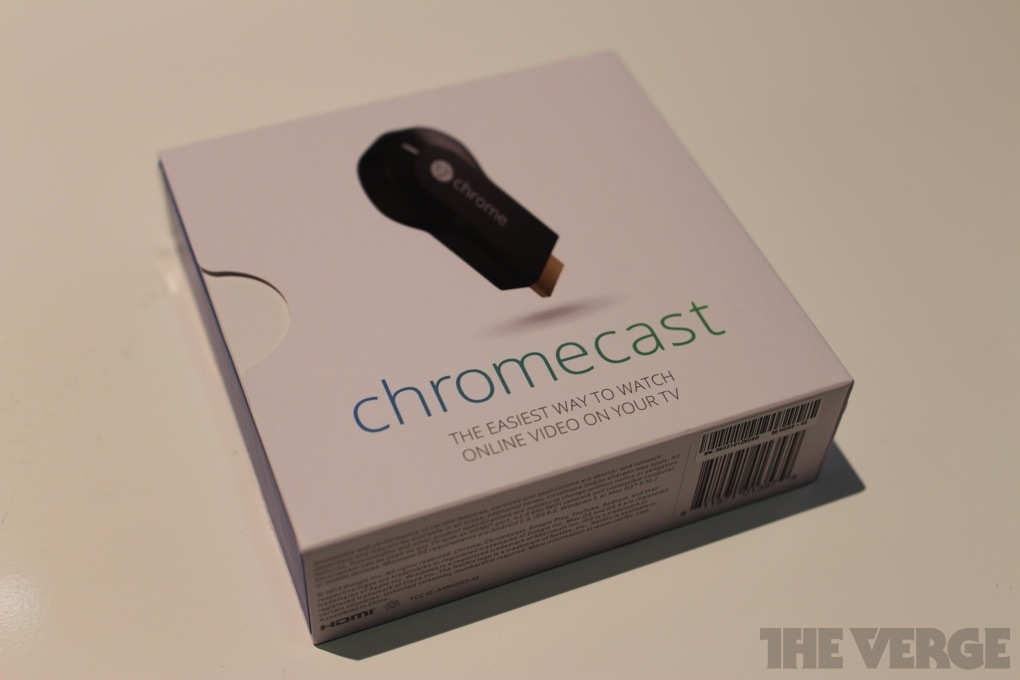 Hands-on with Google's $35 Chromecast, a streaming TV stick - The Verge