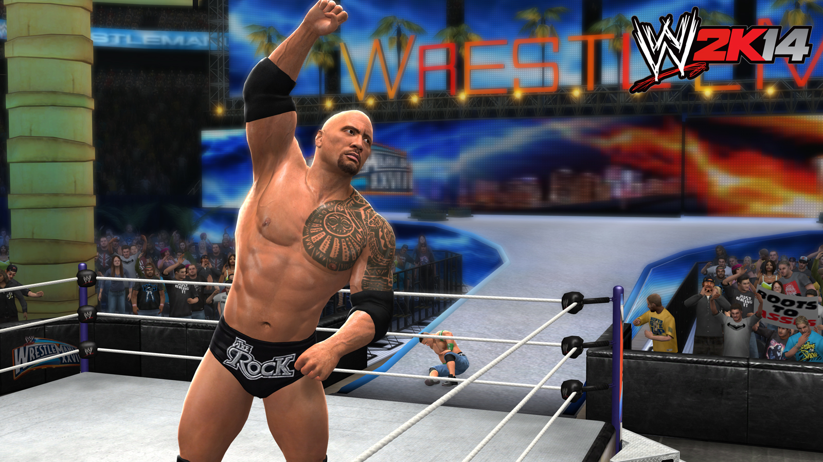 Universe Era' closes WWE 2K14's 30 Years of WrestleMania mode - Polygon