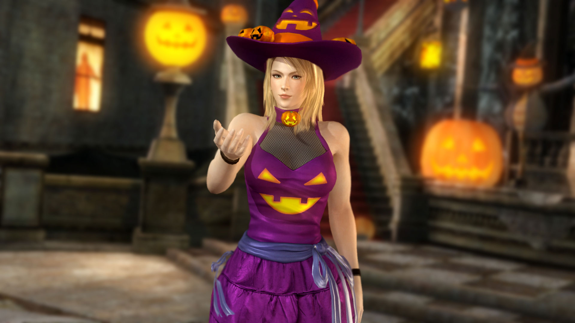 team ninja celebrates halloween with dead or alive 5 costumes - polygon