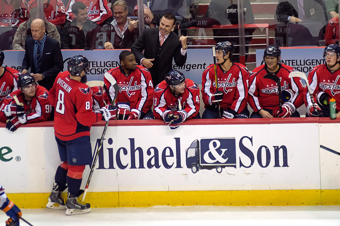 c8d871af344 Adam Oates Instructs Ovechkin October 14