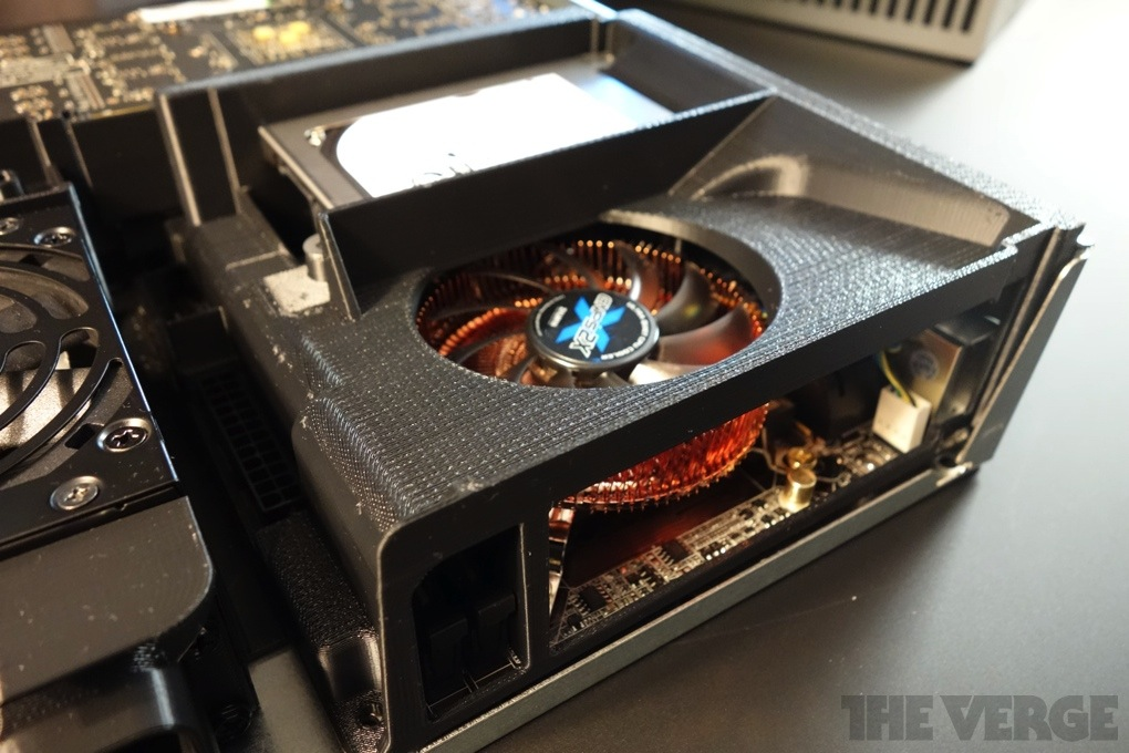 we play with the steam machine valves game console of