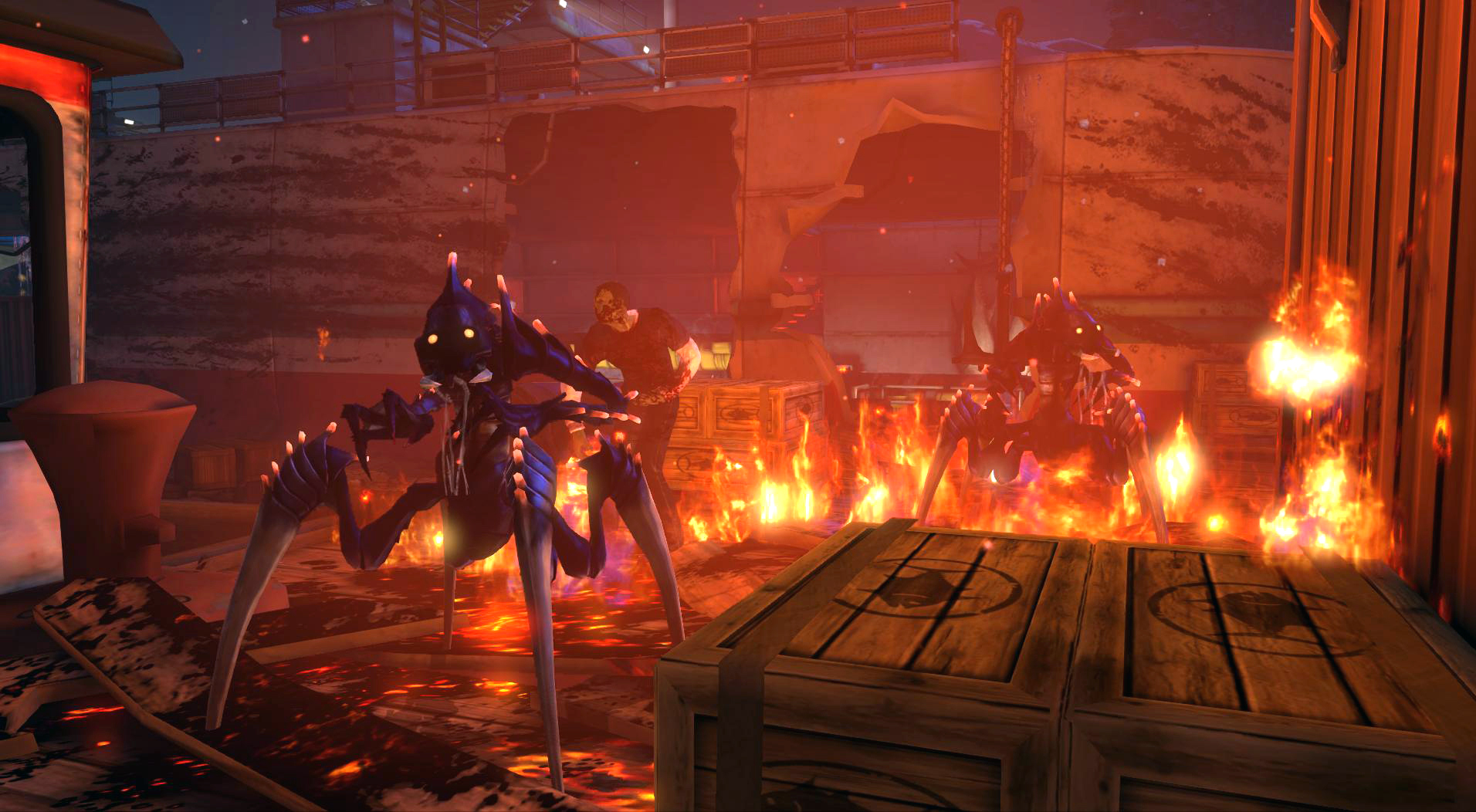 xcom: enemy within review: human sacrifice | polygon