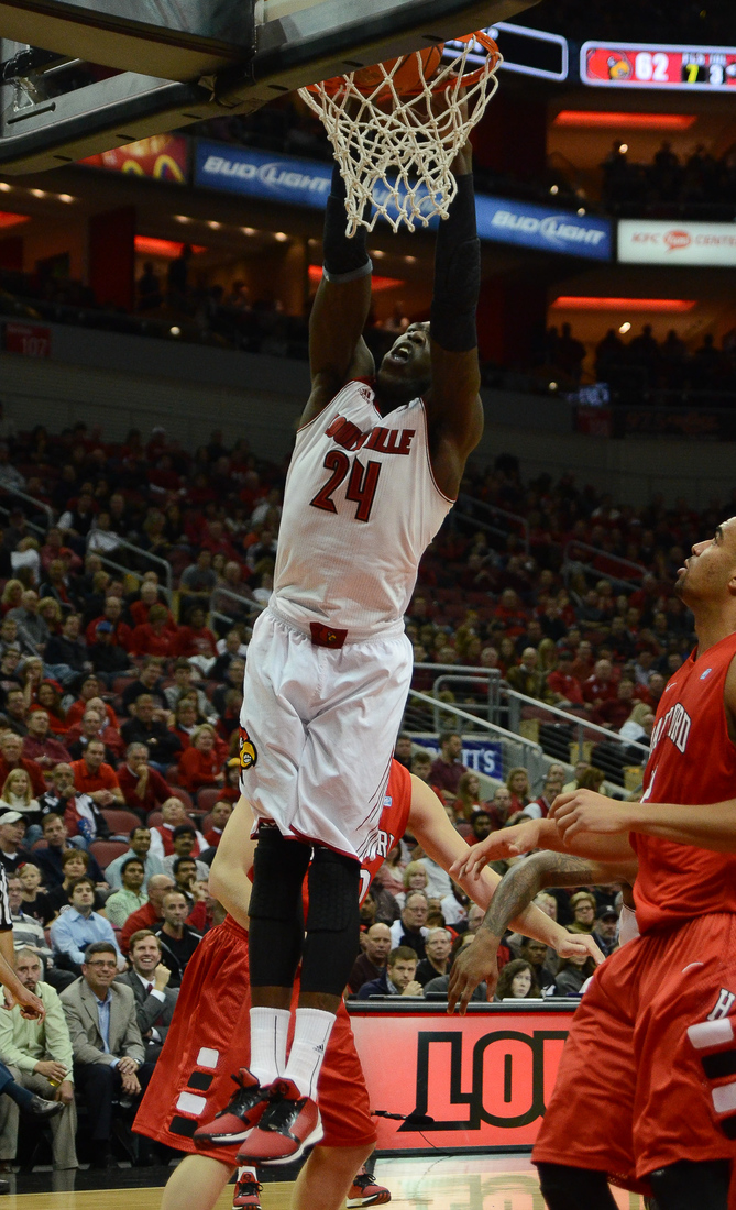 Photo Gallery Louisville Destroys Hartford Card Chronicle