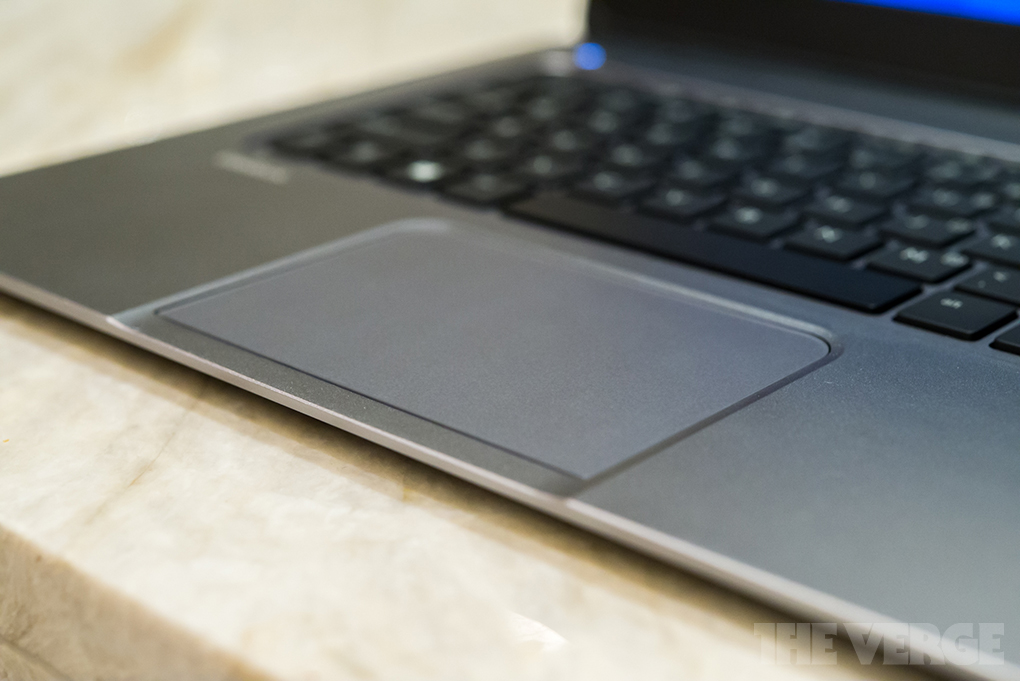 HP tries out a clickpad without the click in its new