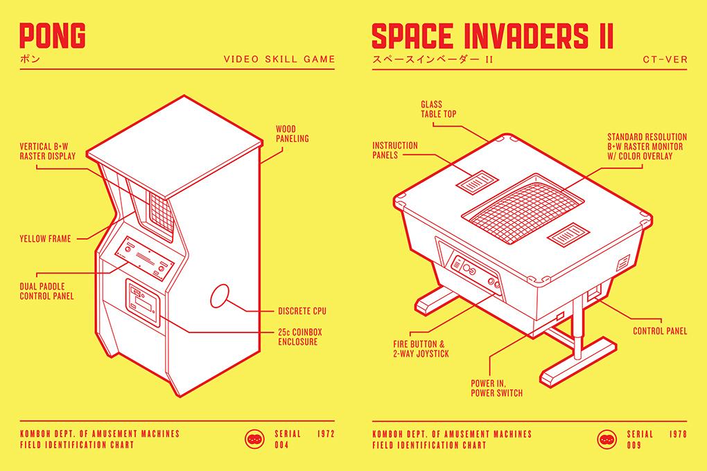 Classic arcade diagrams - The Verge