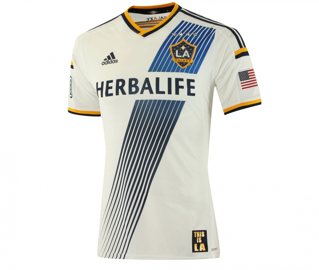 newest 95849 dce4e Leaked: LA Galaxy 2014 home shirt - LAG Confidential