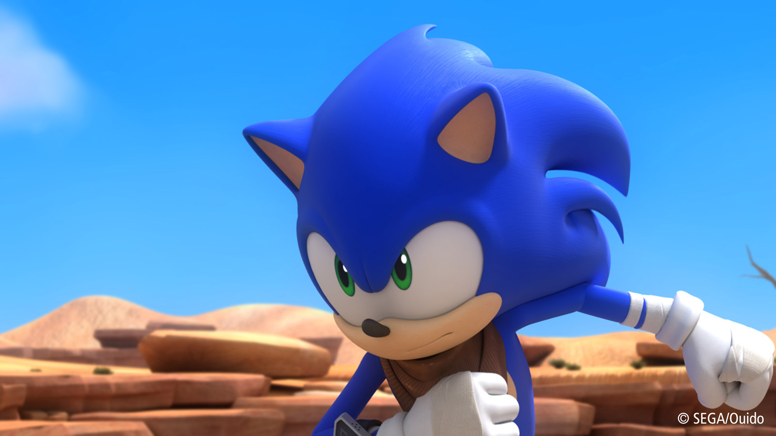 sonic boom gets an animated tv series toy line from tomy in 2014