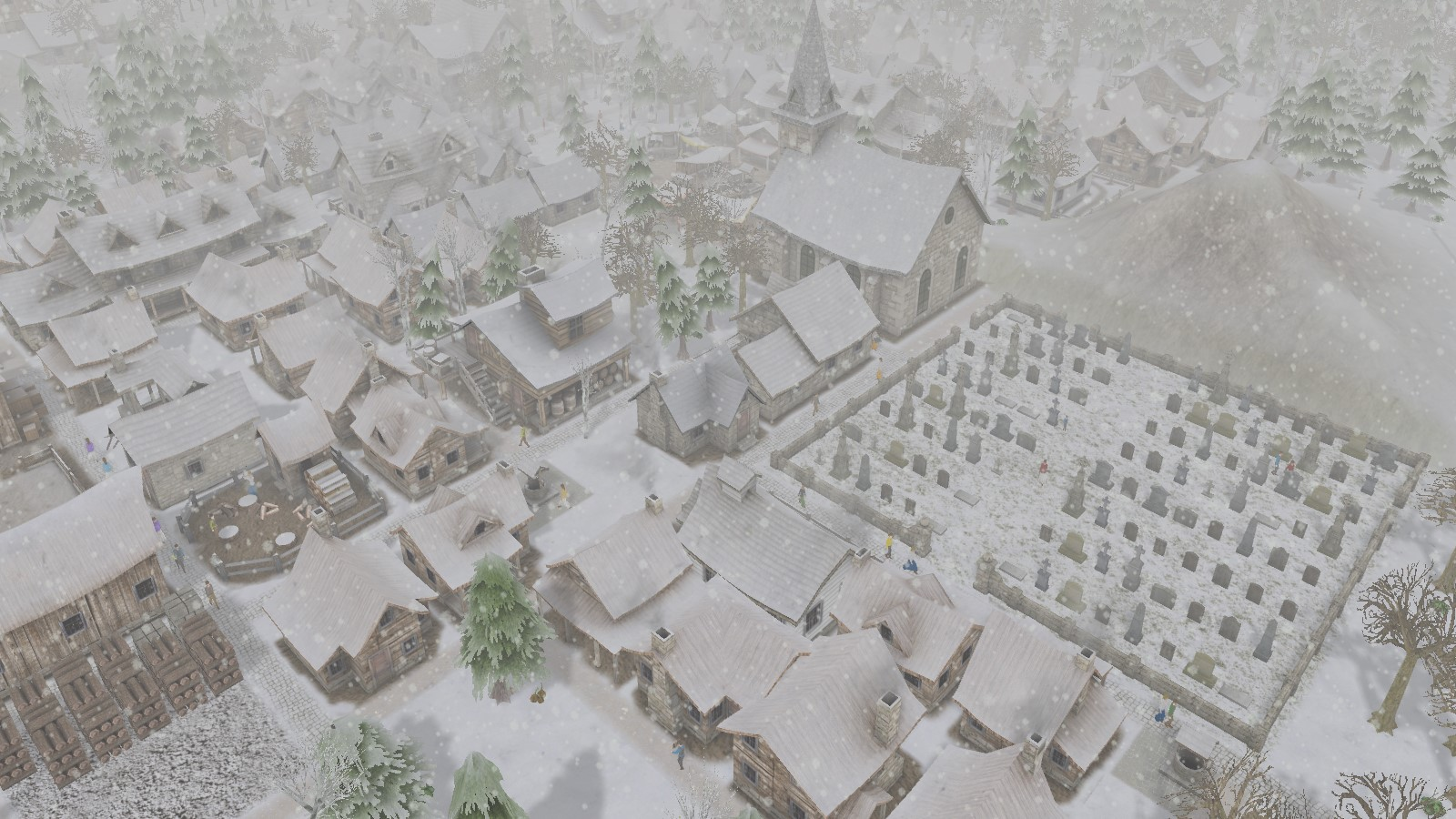 Banished review: feast or famine