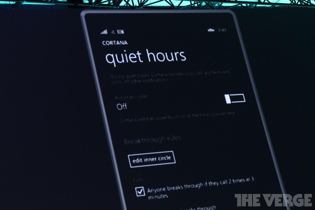 Windows Phone 8.1 brings a new look and a Siri rival named ...