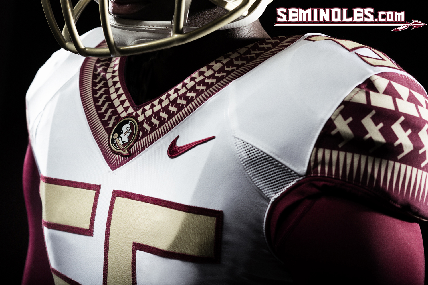 70a174f7850 Florida State new uniform, helmet gallery: Photos of FSU's new logo and gear