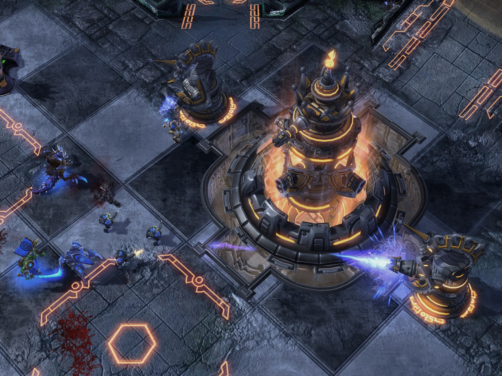Blizzard set out to make a StarCraft mod, and instead