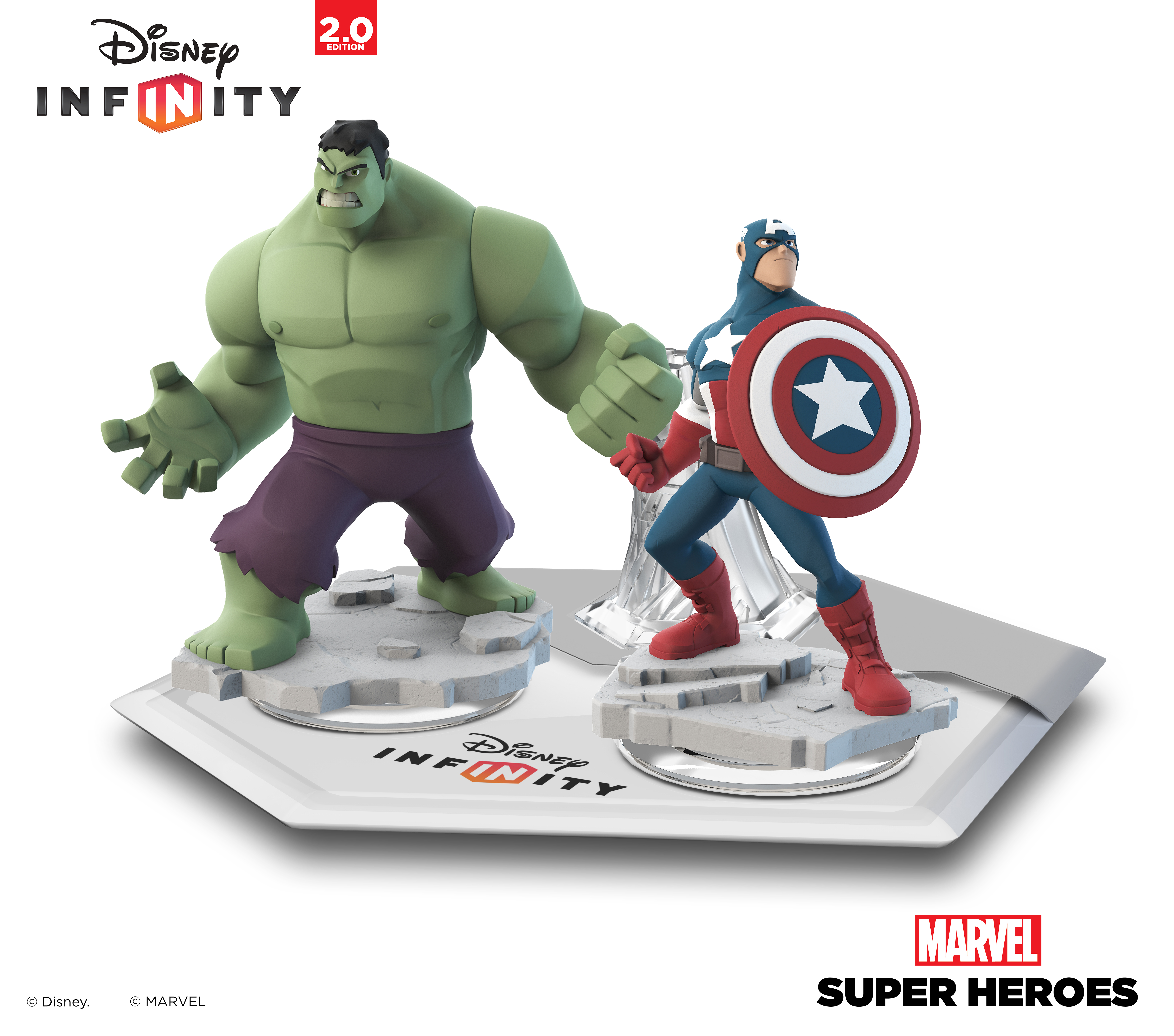 Watch the Hulk parallel park in this Disney Infinity trailer