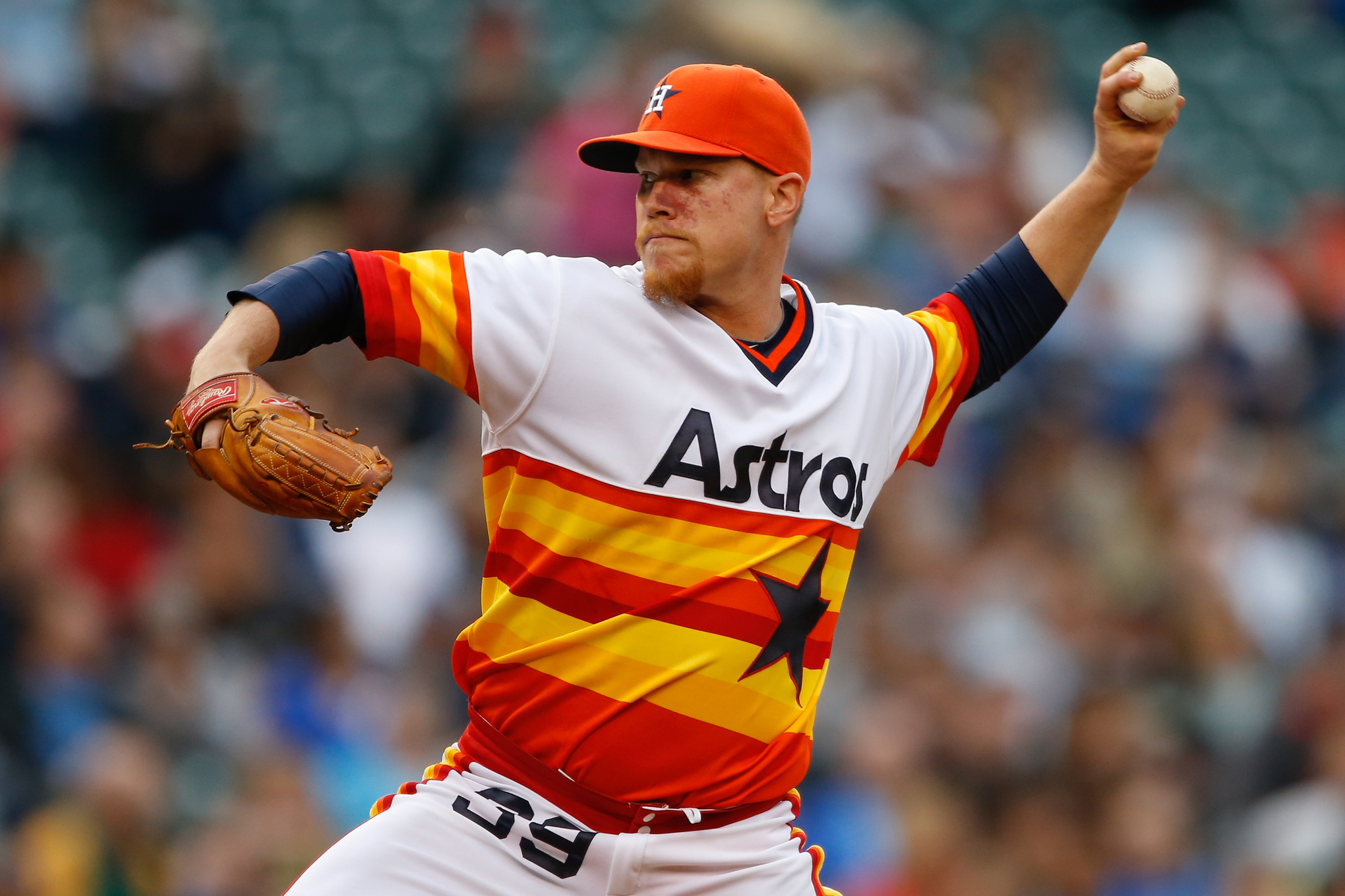 low priced 982c4 cad66 Astros wear throwbacks uniforms in Seattle - The Crawfish Boxes
