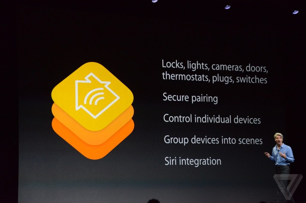 Apple's HomeKit turns the iPhone into a remote for your smart home